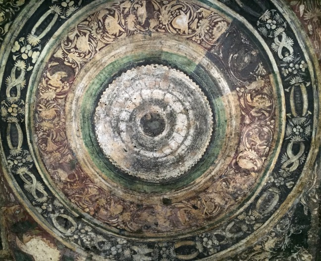 One of the glorious ceilings.