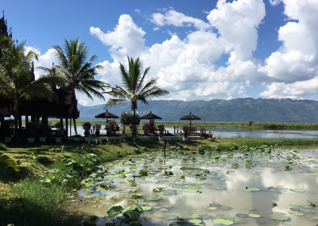 Inle Resort and Spaaahhh.