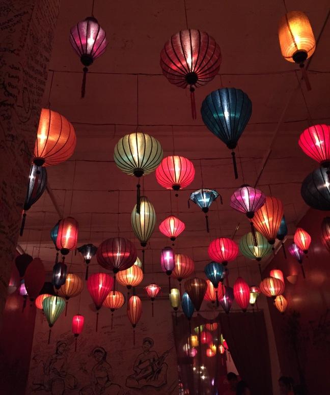 Inside The Lantern Lounge.