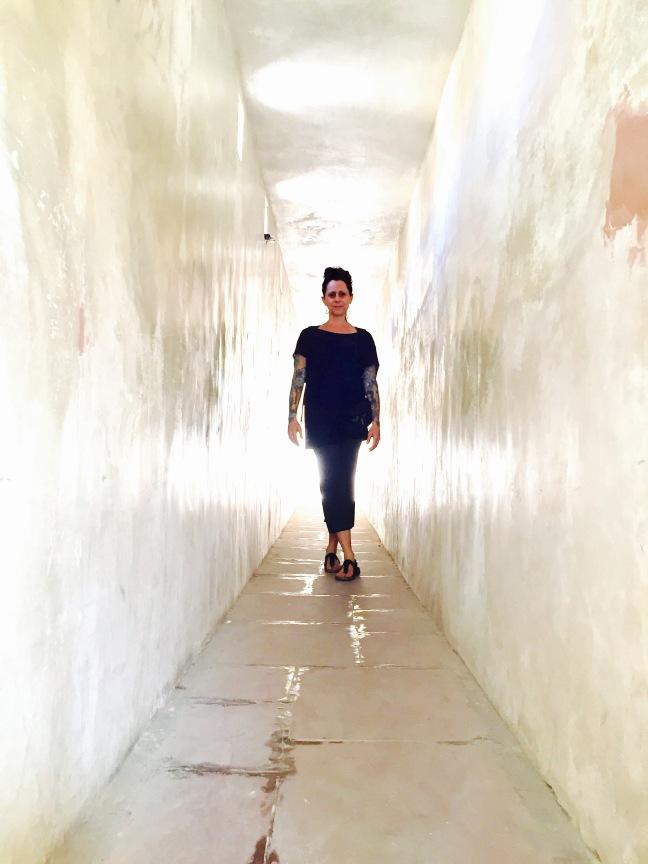 Getting lost in long hallways