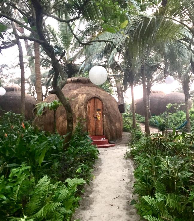 My humble hut